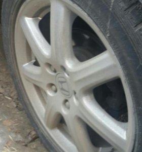 Шины Dunlop graspic ds2 225/50 R17