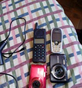 Фотоаппарат телефон