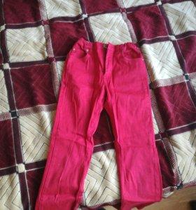 Джинсы брюки на мальчика