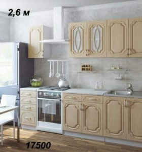 Кухня Настя береза