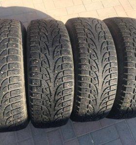 Зимние шипованные шины PIRELLI 215/55 R16