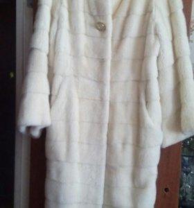 Шубка vericci furs collection nafa mink