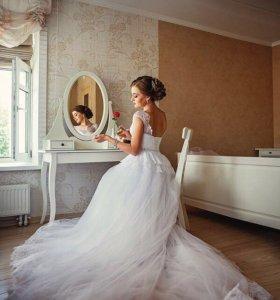 Свадебное платье Freesia от Daria Karlozi
