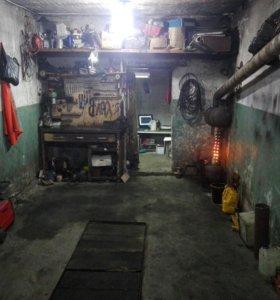 Капетальный гараж