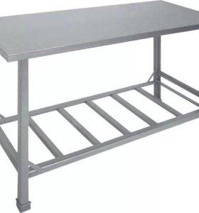 Железные столы