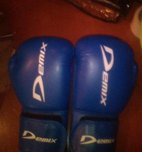 """Боксёрские перчатки """"Demix"""""""