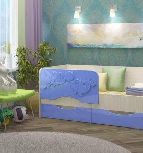 Кровать детская 160 см
