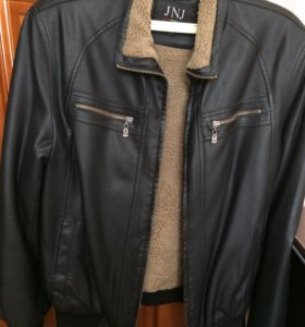 Куртка кож зам ,демисезон.