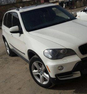 BMW X5.   2007 год