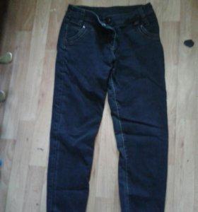 Джинсы вельветовые брюки