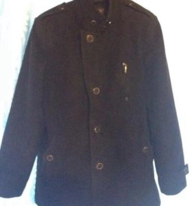 Пальто мужское демосизонная