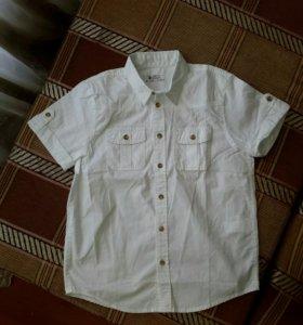 Новая белая рубашка,152