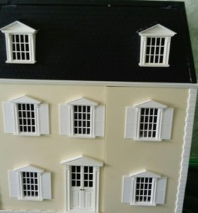 Дом твоей мечты(кукольный)