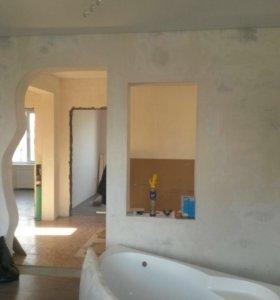 строительные работы 89183449448