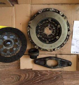 Сцепление и двухмассовый маховик на BMW 116i (е87)