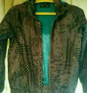 Куртка ветровка Seppala, рост 152