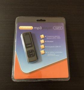 Новый MP3 player digma mp610