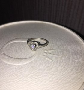 Кольцо в стиле Пандора