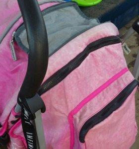 Прогулачная коляска инфинити