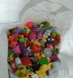 Игрушки от киндоров