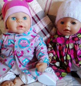 Курточка для куклы