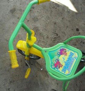 Велосипед ветерок