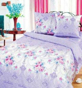 Чебоксарское белье постельное Хлопковый рай Семейн