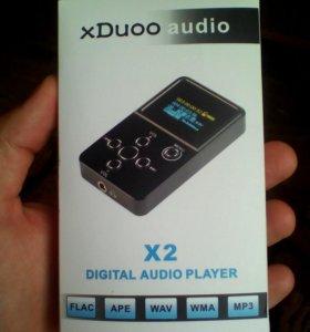 Xduoo x2 плеер (hi-fi)