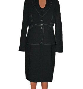 Marks&Spencer костюм (платье+пиджак) 48-50