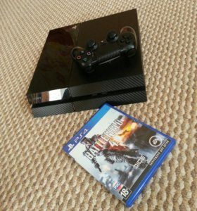 SONY PlayStation4 CARBON