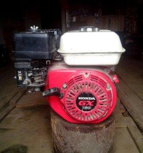 Бензиновый двигатель Honda GX 160 (мало б/у)