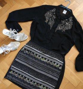 Блузка VeroModa
