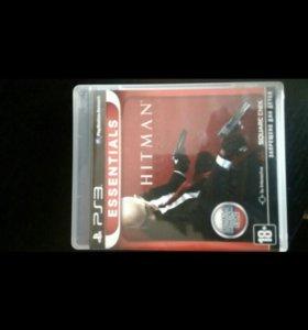 Игра Hitman на PS-3