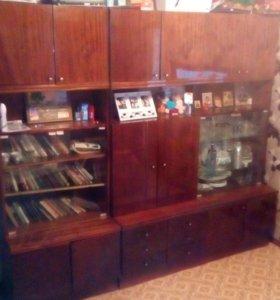 Шкаф для одежды и стенка