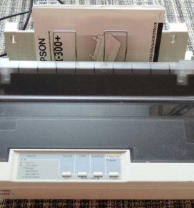 Принтер Epson LX-300