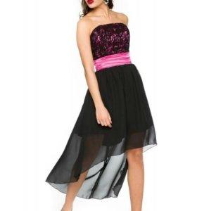 Платье вечернее, выпускное (новое)