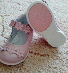 Туфли на первый шаг
