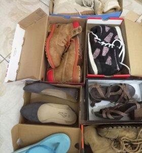 Пакет обуви в хорошем состоянии