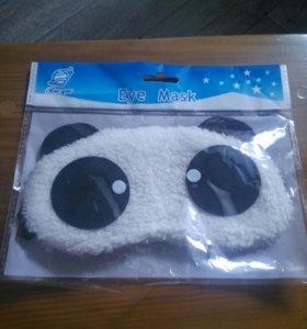 "Маска для сна "" панда"""