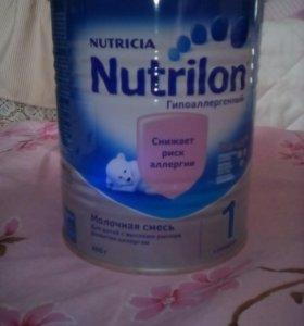 Смесь нутрилон гипоаллергенный 1