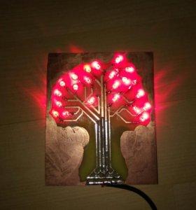 Декоративные светильники, ночники