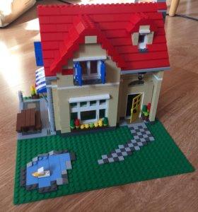 Lego creator 6754 семейный домик
