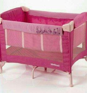 Манеж-кровать Geoby