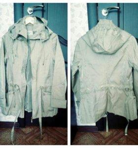 Новая осень куртка 46-48
