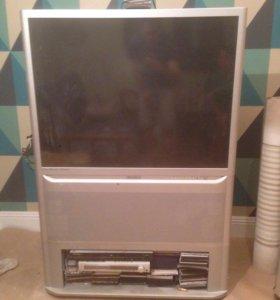 Проекционный телевизор Samsung SP-43T8HFKR