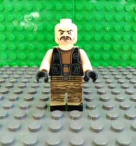 Лего минифигурка √1