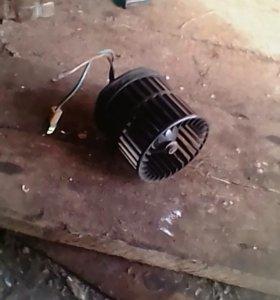 Моторчик печки ваз 2110