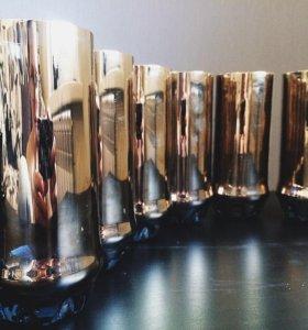 Дизайнерские стаканы.