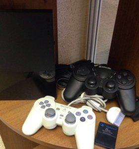 Игровая консоль Sony PlayStation 2