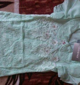 Новая блузка клевая